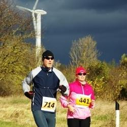 40. Saaremaa Kolme Päeva jooks - Anastasia Gerassimova (441)