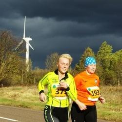 40. Saaremaa Kolme Päeva jooks - Anu Kilki (193), Maris Aagver (373)