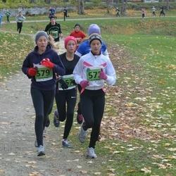 40. Saaremaa Kolme Päeva jooks - Anni Kokk (572), Grete Kokk (579)
