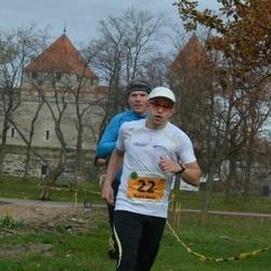 40. Saaremaa Kolme Päeva jooks - Andre Abner (22)