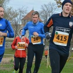 40. Saaremaa Kolme Päeva jooks - Einar Kaigas (26), Andi Kokk (415)