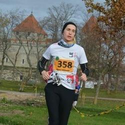 40. Saaremaa Kolme Päeva jooks - Agne Väljaots (358)