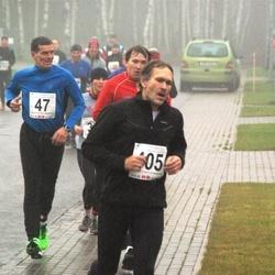 2. Tartu Novembrijooks - Erki Palm (47), Arno Proode (405)