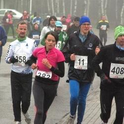 2. Tartu Novembrijooks - Marko Kass (11), Aare Tinn (109), Meelis Juursoo (358), Rita Kivila (382), Hardi Hoffmann (408)