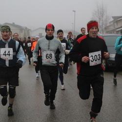 2. Tartu Novembrijooks - Aleksander Rajevski (44), Alvar Uus (68), Vladislav Tonkonogov (303)