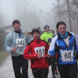 2. Tartu Novembrijooks - Merilin Matson (60), Oksana Aasa (151), Jaanus Hõrak (342)