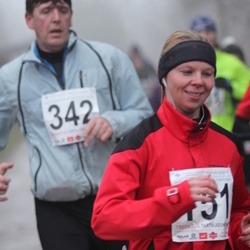 2. Tartu Novembrijooks - Oksana Aasa (151)