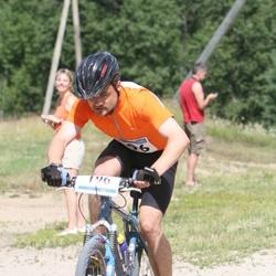 1. Sportland Kõrvemaa Triatlon - Arno Vaik (196)