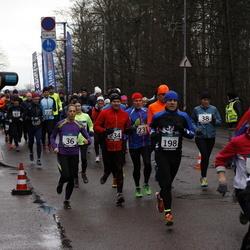 DNB Vana-aasta jooks - Kadri Jägel (36), Kairit Kaasik (38), Renat Vafin (198), Peeter Allik (234)