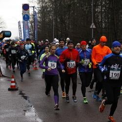 DNB Vana-aasta jooks - Kadri Jägel (36), Renat Vafin (198), Aivar Juus (231), Peeter Allik (234)