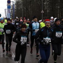 DNB Vana-aasta jooks - Marina Järve (37), Kaido Kägu (70), Alar Savastver (172), Mait Leemet (230)