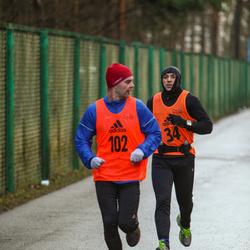 DNB Vana-aasta jooks - Martins Sirmais (34), Aarne Vasarik (102)