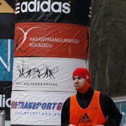 DNB Vana-aasta jooks - Hannes Oja (116)