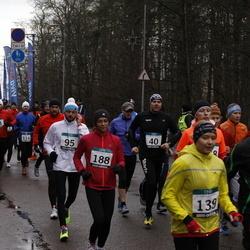 DNB Vana-aasta jooks - Mart Kajari (40), Ingmar Lääts (95), Jelena Tišakova (188)