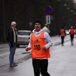DNB Vana-aasta jooks - Tauri Tiks (110)
