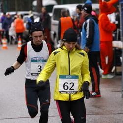 DNB Vana-aasta jooks - Frank Abner (3), Kaisa Kukk (62)