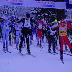 30. Viru Maraton - Andre Mets (3), Heidi Raju (35), Eveli Saue (50)