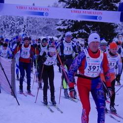 30. Viru Maraton - Alar Abram (58), Alar Reiska (76), Kertu Saarepuu (79), Jevgeni Voloshin (397)