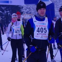 30. Viru Maraton - Jako Haikara (402), Madis Kristenprun (405), Agris Ambos (426)