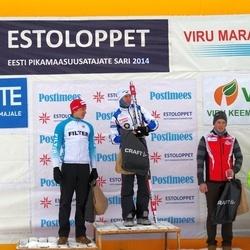 30. Viru Maraton - Andre Mets (3), Morten Priks (40), Andres Kollo (442)