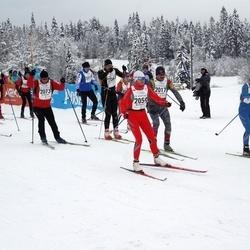 30. Viru Maraton - Anna Metsger (2059), Ragnar Remiküll (2073)