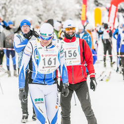 30. Viru Maraton - Ilmar Raap (156), Arno Bachaus (161)