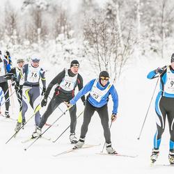 30. Viru Maraton - Tiit Lehto (71), Alar Reiska (76), Olavi Israel (85), Urmas Jool (95)