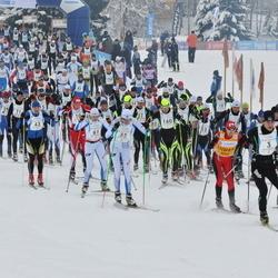 30. Viru Maraton - Andre Mets (3), Heidi Raju (35), Eveli Saue (50), Kaija Vahtra (61), Morten Saetha (80)