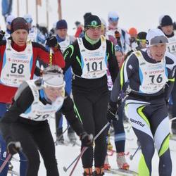 30. Viru Maraton - Alar Abram (58), Alar Reiska (76), Kuido Koppel (101)