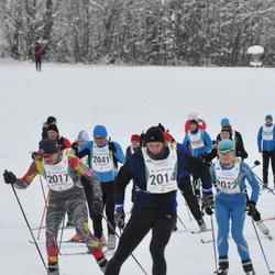 30. Viru Maraton - Kalev Kallemets (2014), Aare Kiik (2017)