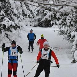30. Viru Maraton - Margus Kuusk (192), Aare Sõber (423)
