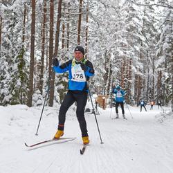 RMK Kõrvemaa Suusamaraton - Arlis Pipenberg (278)