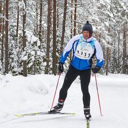 RMK Kõrvemaa Suusamaraton - Arto Aas (1111)