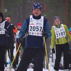 16. Alutaguse Maraton - Erik Gamzejev (2057), Matti Nõmmik (2101), Britta-Mai Nõmmik (2102)