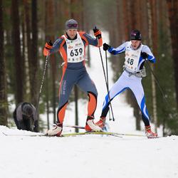 16. Alutaguse Maraton - Silver Selliov (48), Alar Savastver (639)