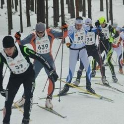 16. Alutaguse Maraton - Rasmus Pind (80), Alar Savastver (639)