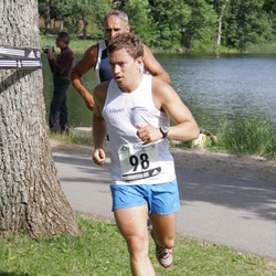 26. jooks ümber Pühajärve - André Abner (98)