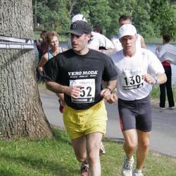 26. jooks ümber Pühajärve - Andero Kurm (130), Taavi Miku (152)