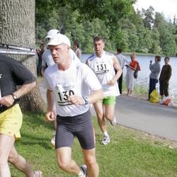 26. jooks ümber Pühajärve - Andero Kurm (130), Jüri Metsaorg (131)
