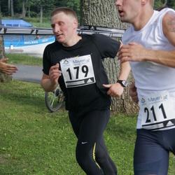 26. jooks ümber Pühajärve - Andre Mägi (179), Ragnar Selberg (211)