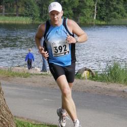 26. jooks ümber Pühajärve - Arno Bachaus (392)