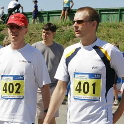 1. Ramirendi Kevadjooks - Raul Kalm (401), Eero Tohver (402)