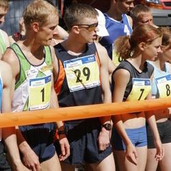 1. Ramirendi Kevadjooks - Margus Pirksaar (1), Anastassija Taar (7), Olga Voroshnina (8), Viktors Slesarenoks (29)