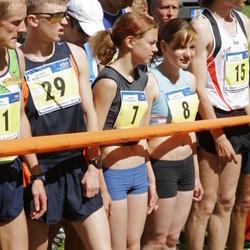 1. Ramirendi Kevadjooks - Anastassija Taar (7), Olga Voroshnina (8), Taavi Tambur (15), Viktors Slesarenoks (29)
