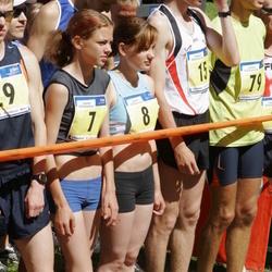 1. Ramirendi Kevadjooks - Anastassija Taar (7), Olga Voroshnina (8), Taavi Tambur (15), Henri Jõesalu (79)