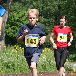 1. Ramirendi Kevadjooks - Anneli Sander (94), Ahto Ahven (143)