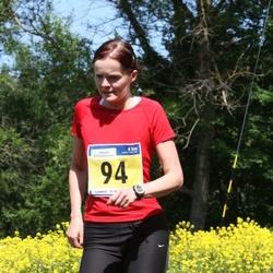 1. Ramirendi Kevadjooks - Anneli Sander (94)