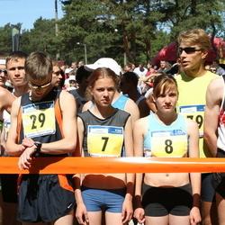 1. Ramirendi Kevadjooks - Margus Pirksaar (1), Anastassija Taar (7), Olga Voroshnina (8), Taavi Tambur (15), Viktors Slesarenoks (29)