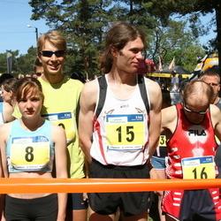 1. Ramirendi Kevadjooks - Anastassija Taar (7), Olga Voroshnina (8), Taavi Tambur (15), Pjotr Hrushtshov (16)
