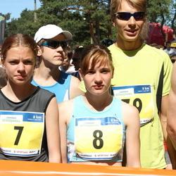 1. Ramirendi Kevadjooks - Anastassija Taar (7), Olga Voroshnina (8)